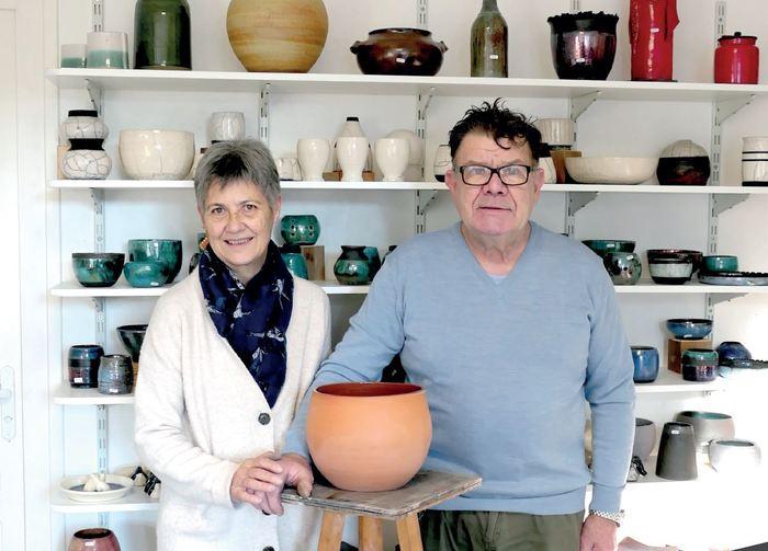 Journées du patrimoine 2020 - Visite de l'atelier La Poterie des Sources