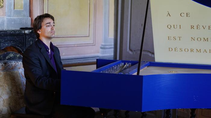 Journées du patrimoine 2019 - Les Folies françaises - Récital de clavecin