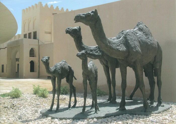 Journées du patrimoine 2020 - Roch Vandromme l'oeuvre sculptée 2004-2019 par le Malbodium Museum