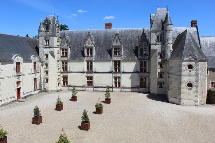 Journées du patrimoine 2019 - Visite guidée du château de Goulaine