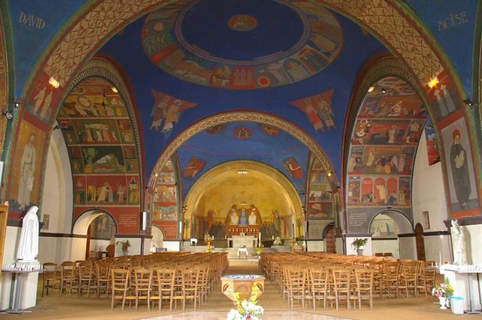 Journées du patrimoine 2019 - Visite libre de l'église Notre-Dame-du-Calvaire