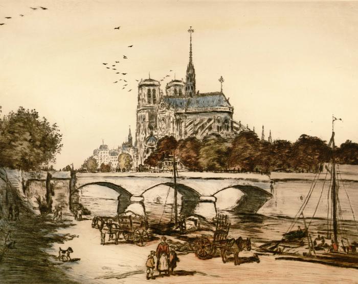 [En ligne] Comprendre Notre-Dame de Paris. De la cathédrale au monument