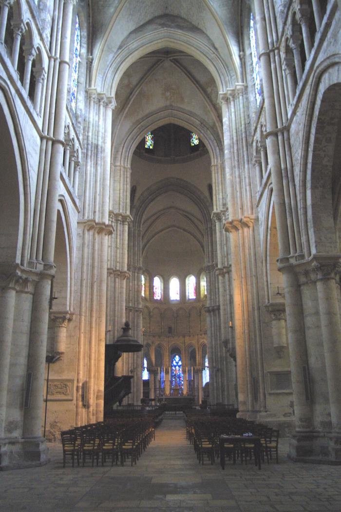 Journées du patrimoine 2020 - Visite guidée de l'église Saint-Nicolas