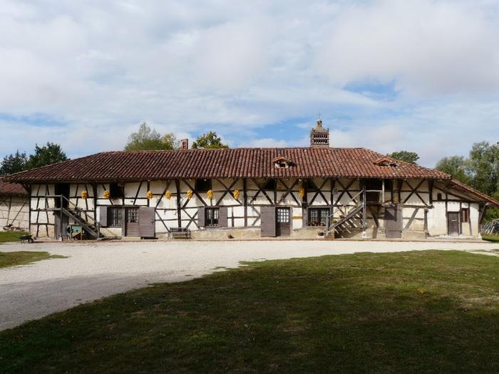 Journées du patrimoine 2019 - Visite guidée d'une ferme bressane