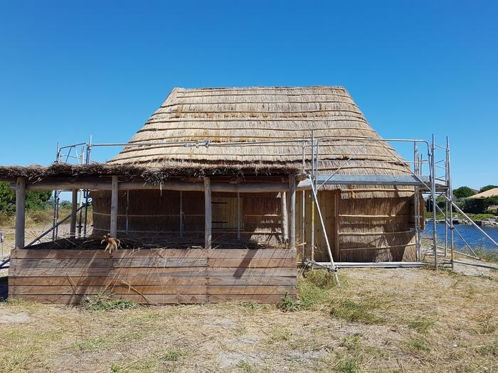 Journées du patrimoine 2020 - Visite guidée de la baraque de pêcheurs