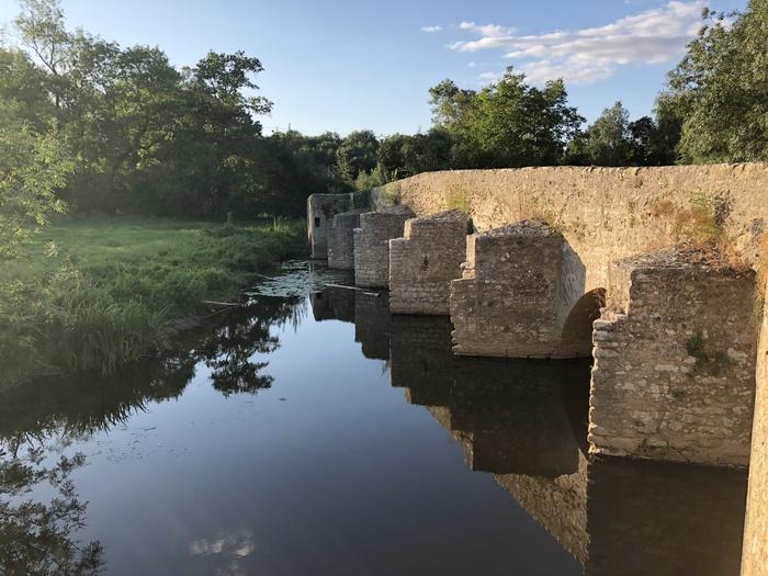 Journées du patrimoine 2019 - À la découverte d'un pont du XIIe siècle
