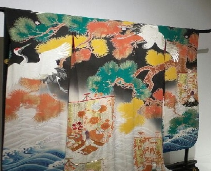 Journées du patrimoine 2020 - Défilé de kimonos japonais