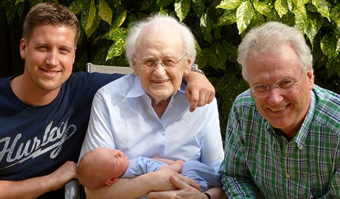 Pèlerinage des grands-parents, passeurs de joie !