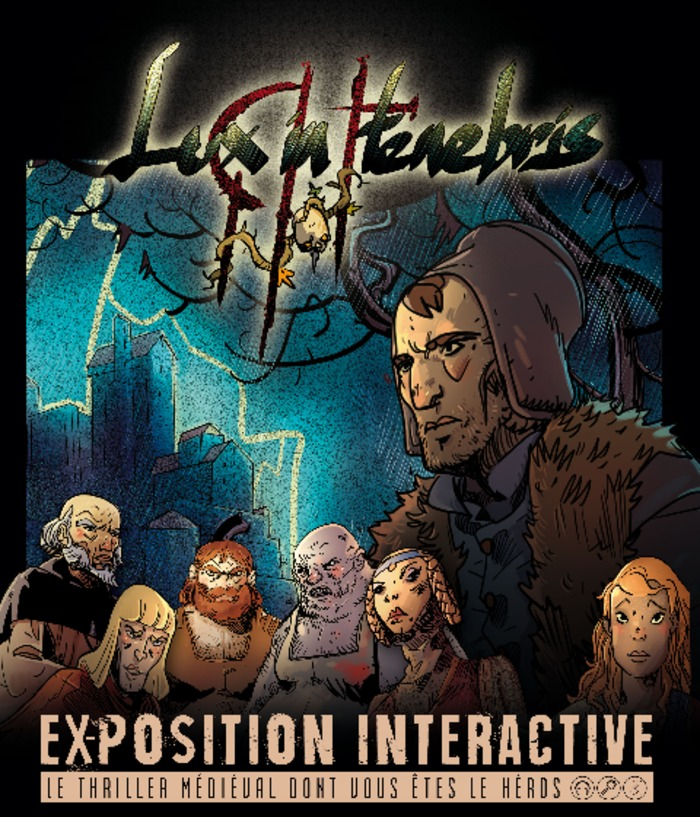 Journées du patrimoine 2020 - Exposition : Lux in tenebris - aventure médiévale dont vous êtes le héros