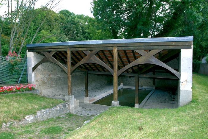 Journées du patrimoine 2019 - Visite libre des lavoirs de Jouy-le-Moutier