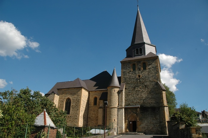 Journées du patrimoine 2019 - Visite libre de l'église Saint-Léger