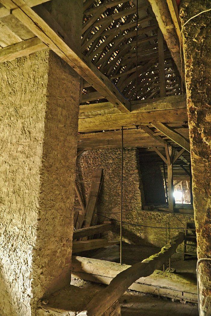 Journées du patrimoine 2020 - Visite nocturne et insolite des toitures classées du château du Passage.