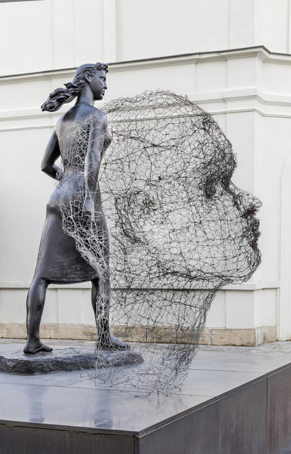 Nuit des musées 2019 -Échange artistique en compagnie de l'artiste Pauline Ohrel
