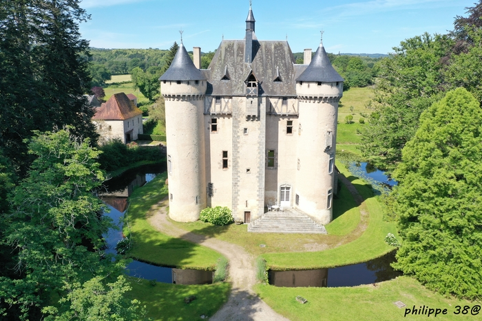 Journées du patrimoine 2020 - Visite guidée d'un château du XVe siècle