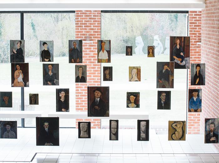 Les Secrets de Modigliani