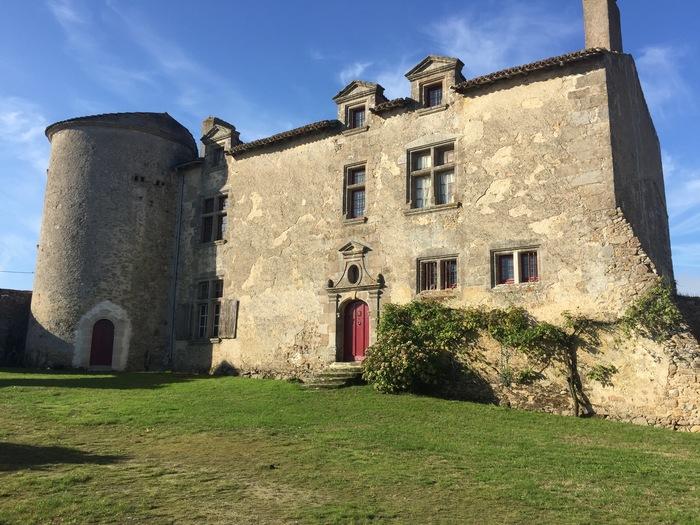 Journées du patrimoine 2020 - Le logis du Puy-Blain ouvre ses portes !