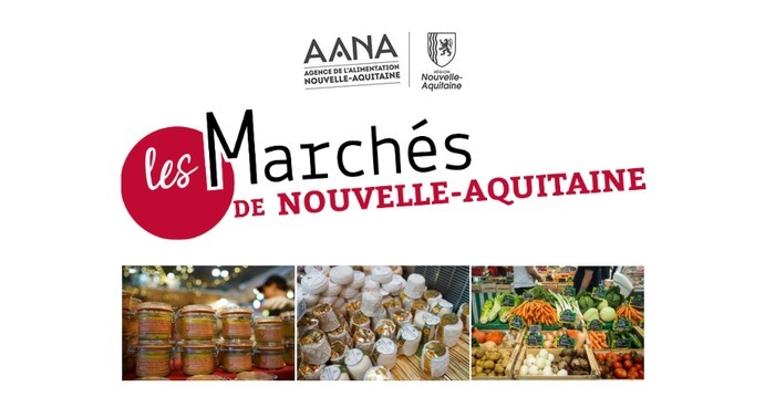 Grand Marché des produits de Nouvelle-Aquitaine
