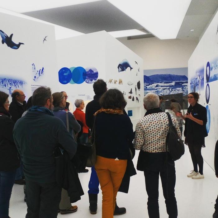 Journées du patrimoine 2019 - Visite thématique à l'Espace des Mondes Polaires
