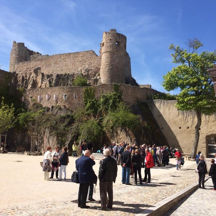 Journées du patrimoine 2019 - Visite guidée du Château du Hohlandsbourg