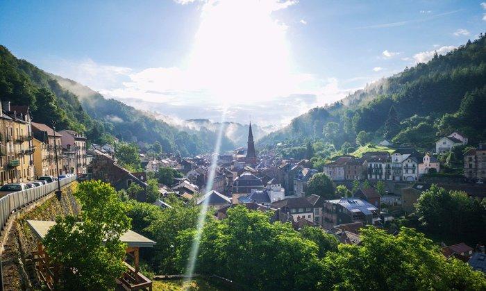 Journées du patrimoine 2020 - Parcours découverte de la cité thermale de Plombières-les-Bains