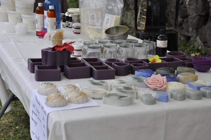 Journées du patrimoine 2019 - Création de produits à partir d'ingrédients naturels