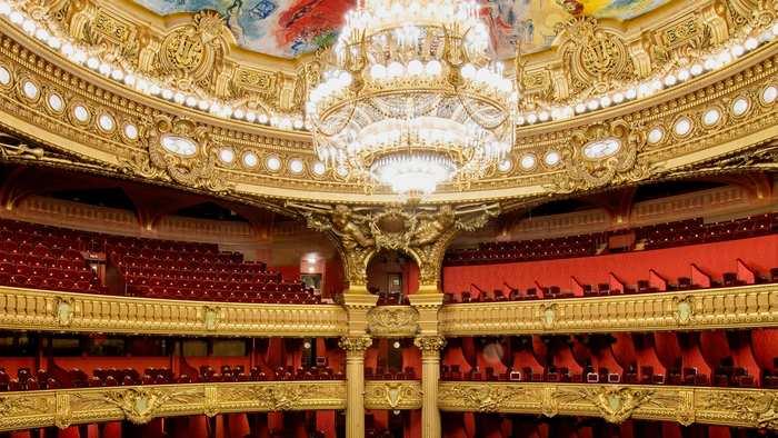 Journées du patrimoine 2020 - Visite autonome du Palais Garnier