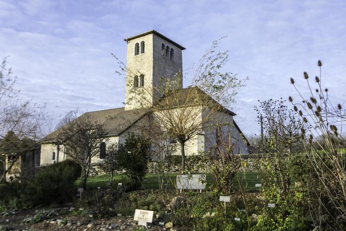 Journées du patrimoine 2019 - Visite de l'église d'Amblagnieu du 13ème siècle