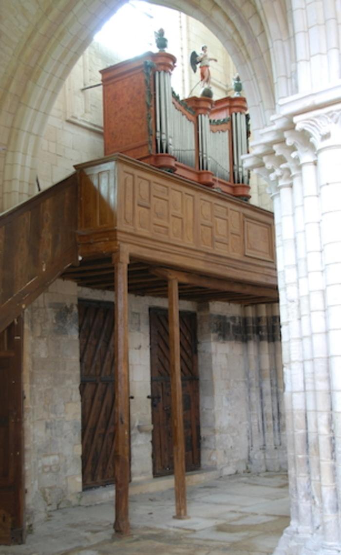 Journées du patrimoine 2020 - Découverte de l'orgue de l'église du village