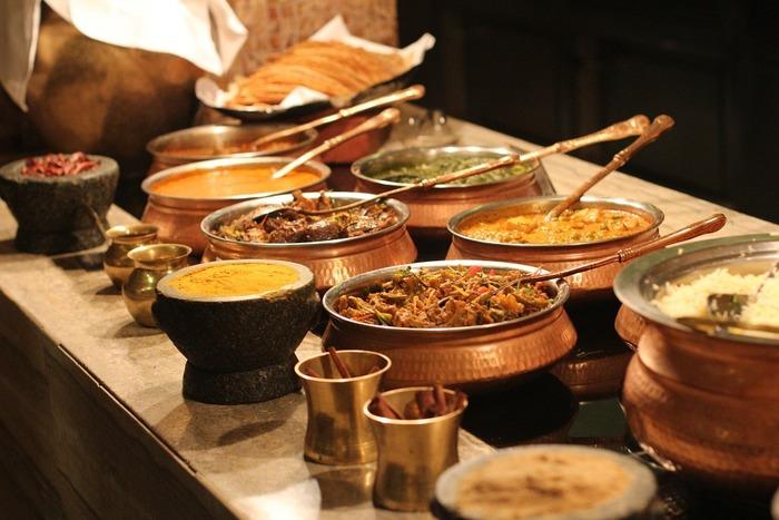 Journées du patrimoine 2019 - Atelier de cuisine indienne suivi de la dégustation du repas concocté