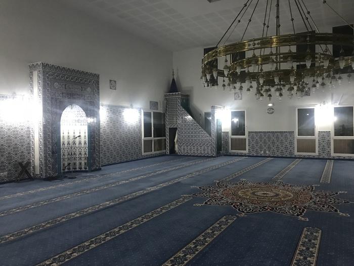 Journées du patrimoine 2019 - Visite guidée de la Mosquée de Villefontaine