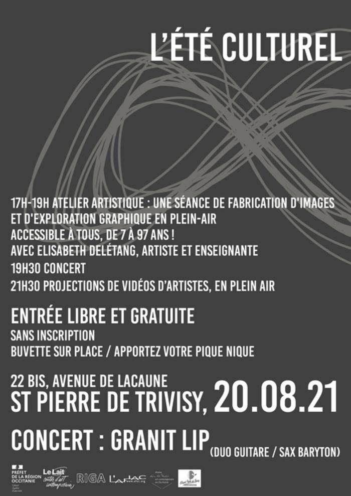 L'été culturel à St Pierre de Trivisy
