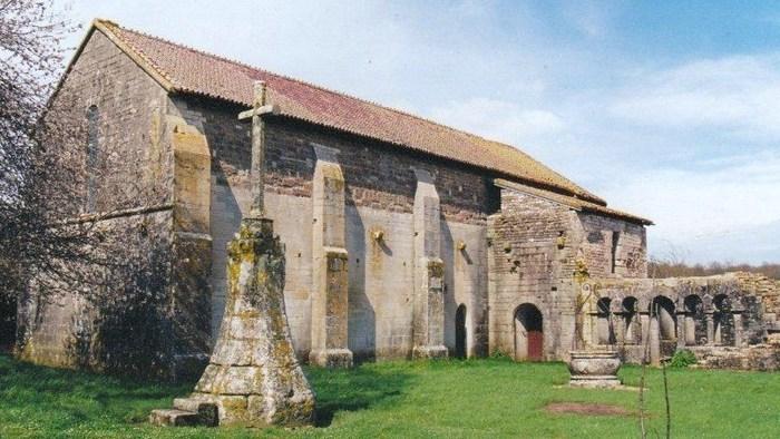 Journées du patrimoine 2019 - Visite du prieuré de Saint-Jean-les-Bonshommes