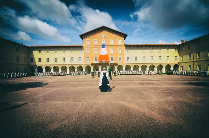 Journées du patrimoine 2020 - Visite du 1er Régiment de Spahis