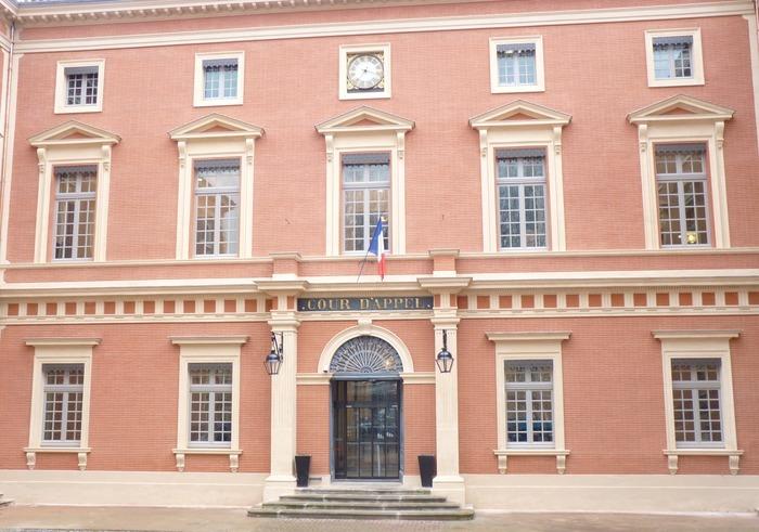 Journées du patrimoine 2019 - Visite de la crypte ou des salles historiques de la cour d'appel de Toulouse