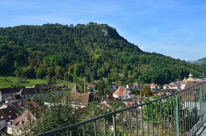 Journées du patrimoine 2019 - Visite commentée, découverte générale de Salins-les-Bains