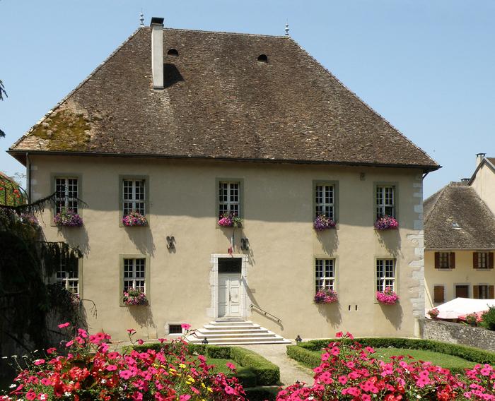 Journées du patrimoine 2019 - Visite guidée de la maison de Boigne