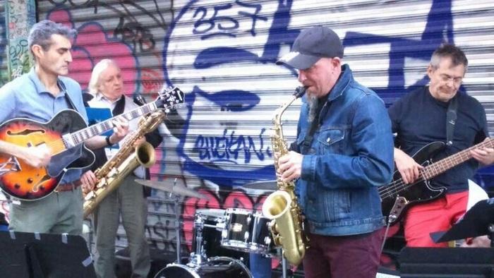 Fête de la musique 2019 - Hope Street Band, Jazz Gig