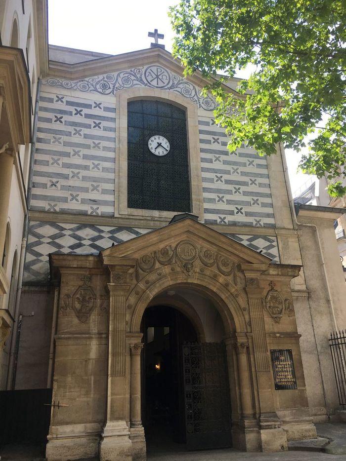 Journées du patrimoine 2019 - Conférences autour des chefs-d'œuvre des églises parisiennes : « Saint Louis », 1822, cathédrale Sainte-Croix-des-Arméniens (3e)