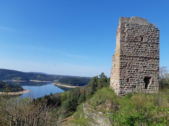 Journées du patrimoine 2020 - Rencontre avec l'architecte du projet de restauration et de valorisation du château de Pierre-Percée