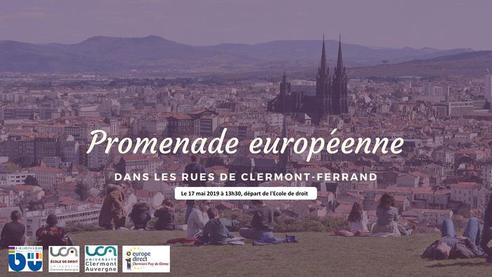 Promenade européenne