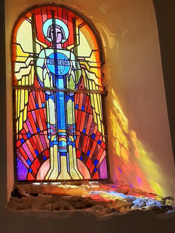 Journées du patrimoine 2020 - Lumière de jour et de nuit sur les vitraux