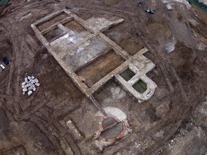 Journées du patrimoine 2019 - Conférence : Le manoir du Long Buisson à Evreux : un patrimoine méconnu révélé par les fouilles archéologiques