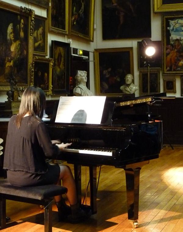 Nuit des musées 2019 -Piano libre