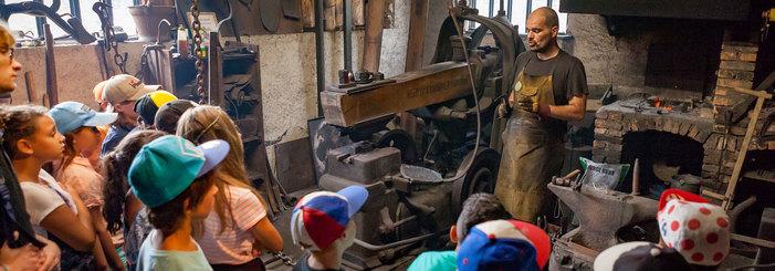Journées du patrimoine 2020 - Démonstrations de savoir-faire au cœur des anciens moulins du village