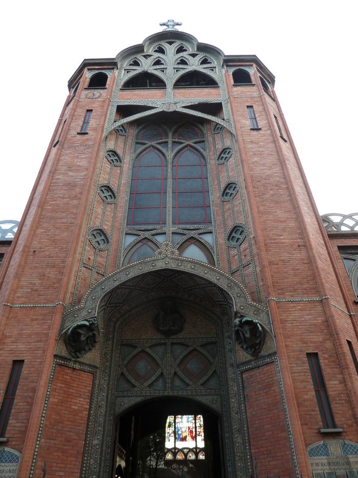 Journées du patrimoine 2020 - Visite guidée de l'église Saint-Jean-l'Évangéliste de Montmartre