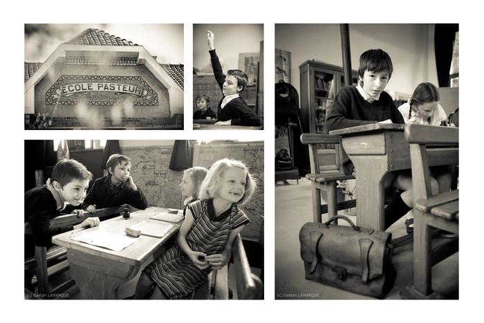 Journées du patrimoine 2020 - Annulé | Visites guidées classe-musée Notardonato