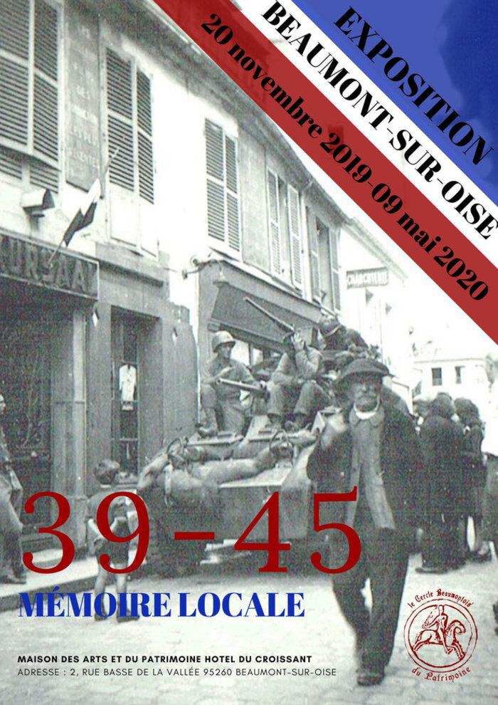 Journées du patrimoine 2020 - Exposition : 39-45, Mémoire locale