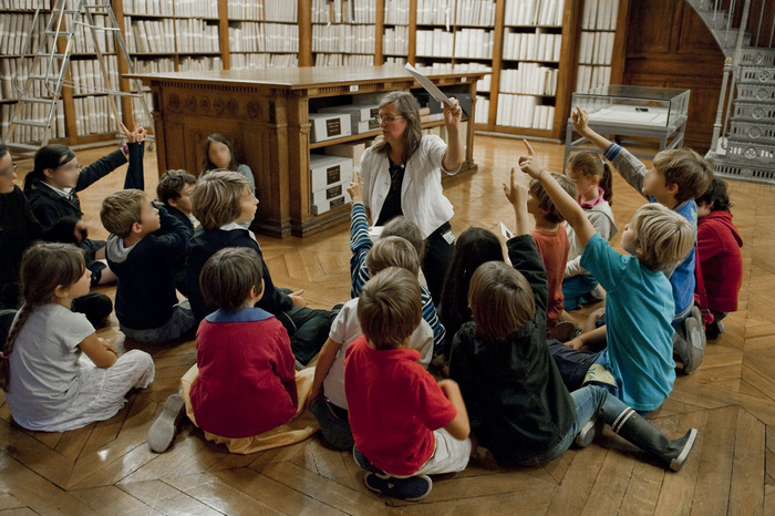 Journées du patrimoine 2019 - Visite guidée des Grands Dépôts pour les enfants