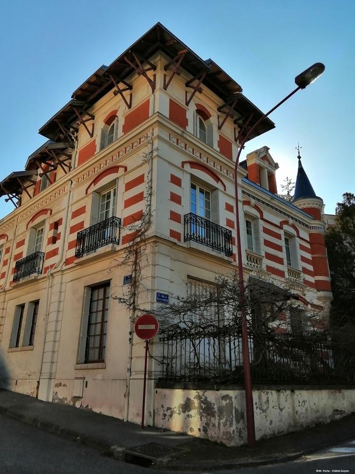 Journées du patrimoine 2020 - Visite commentée : Découverte du bourg de Châtel-Guyon