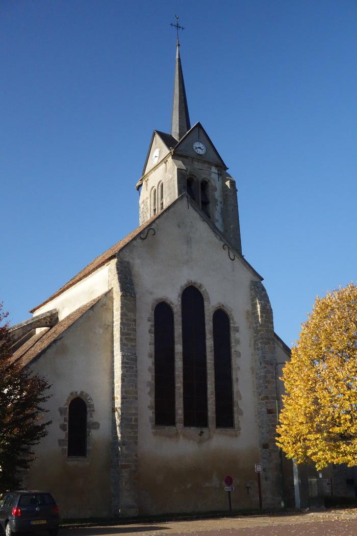 Journées du patrimoine 2019 - Réouverture de l'église Saint-Fortuné